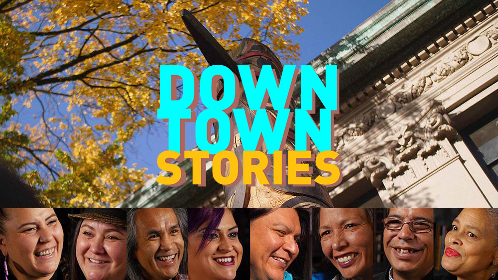 Down Town Stories Launches Sept 30