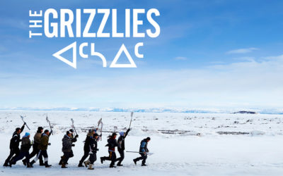 The Grizzlies is NOW PLAYING in Canada!
