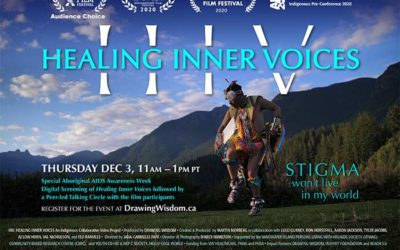 Special Aboriginal AIDS Awareness Week Digital Screening of Healing Inner Voices