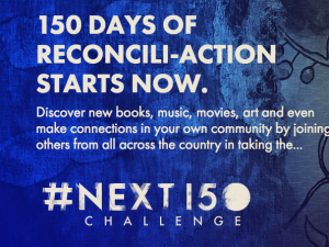 #Next150 Reconcili-ACTION Challenge Launches Today!
